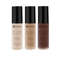 Naturally Flawless Liquid Foundation | BH Cosmetics