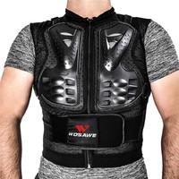 2018 Motorcycle Armor Vest Motocross Off-Road Racing Chest Protector Cycling Ski Body Protective Skating Snowboarding Jackets