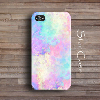 iPhone 6 Case iPhone 5 Case Pastel iPhone 5s Case iPhone 4 Case iPhone 4s Case Watercolor Girly iPhone 5C Case iPhone Case Galaxy S4 Case
