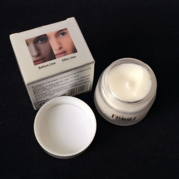 DIMORE Strong effects Powerful whitening Freckle cream 20g Remove melasma Acne Spots pigment Melanin face care cream 1pcs