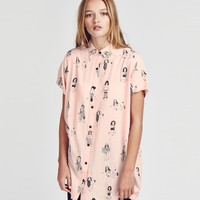 Lazy Oaf Rude Ladies Shirt