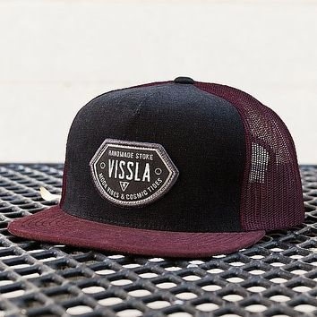 Vissla Buckle Shield Trucker Hat