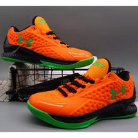 Under Armour Curry 1 Generation SC Basketball Boots F-A36H-MY Orange