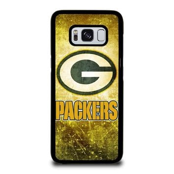 GREEN BAY PACKERS Samsung Galaxy S8 Case Cover