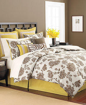 martha stewart collection bedding rose from macys epic. Black Bedroom Furniture Sets. Home Design Ideas