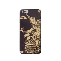 P0567 Thai Art Phone Case For IPHONE 6S PLUS
