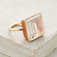 Lulu Quartz Match Ring in Copper Size: