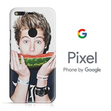 5SOS Luke Hemmings Watermelon Google Pixel Phone 3D Case