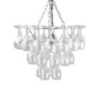 Wine Glass Chandelier - Chandeliers & Decorative - 199.99 - The Contemporary Home Online Shop