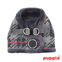 Eldric Dog Harness by Puppia - Gray
