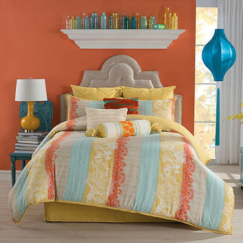 Anthology™ Haddie Reversible Comforter Set