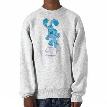 Blue's Clue - Playground Games! Sweatshirts from Zazzle.com