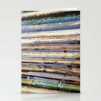 Bamboo Raft Stationery Cards by Lindsey Jennings Photography