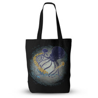 "Frederic Levy-Hadida ""Tentacular Trap"" Octopus Everything Tote Bag"