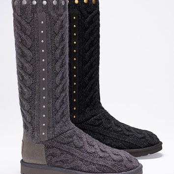 Feliciana Cable-knit Boot - UGG® Australia - Victoria's Secret