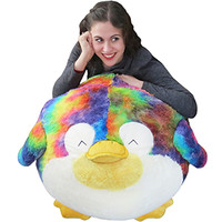 Massive Prism Penguin Bean Bag