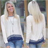 Easy Living Top - Piace Boutique