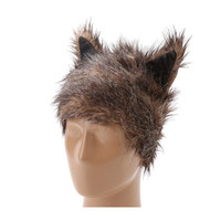 San Diego Hat Company FFH6784 Faux Fur Ear Hat - Zappos.com Free Shipping BOTH Ways