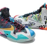 LEBRON XI - WHAT THE (MVP)