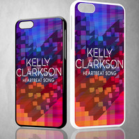 Heartbeat Song X0674 iPhone 4S 5S 5C 6 6Plus, iPod 4 5, LG G2 G3 Nexus 4 5, Sony Z2 Case