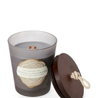 DECORWARE DW Smoked Sandalwood Scented Candle