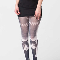 Kitty Cat Tattoo Tights