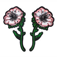 Anemones Flower Patch Set
