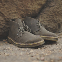 CLARKS Desert Boot - Taupe | Boot | Kith NYC