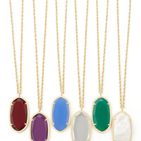 Danielle Birthstone Necklace - Kendra Scott