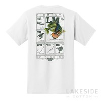 PFG™ Elements Bass II in White | Lakeside Cotton