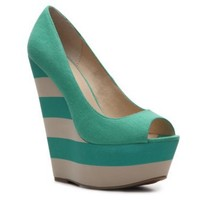Zigi Soho Pizzazz Wedge Pump