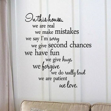 Creative Decoration In House Wall Sticker. = 4799472708