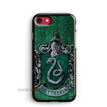 Harry Potter iphone 8 Plus Cases Samsung Cases Slytherin Crest iphone X Cases