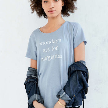 Project Social T Mondays Tee - Urban Outfitters