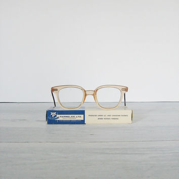 Vintage Parmelee Ltd SAF-I Welsh MFG Safety Glasses