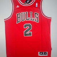 Rare Nate Robinson Chicago Bulls 2 New NBA Jersey Nate Robinson Chicago Bulls Jersey Basketball Jersey All Stitched and Sewn Any Size S -XXL