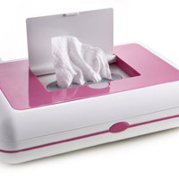 Prince Lionheart Compact Wipes Warmer, Pink