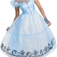 Alice in Wonderland Movie - Deluxe Alice Adult Costume