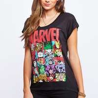 0588-61175018 Marvel Graphic Tee