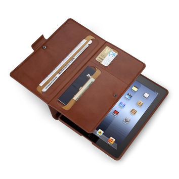 WanderFolio Luxe iPad 4 and 3 Cases