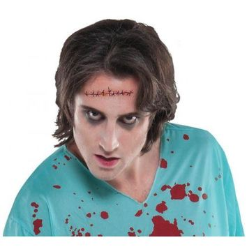 Wound Tattoo Costume Makeup Adult Halloween