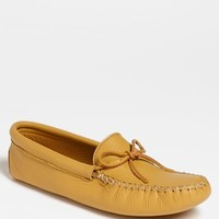 Men's Minnetonka Deerskin Moccasin