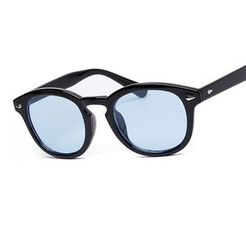 2017 Men's  Sunglasses Brand Eyewear Blue Spectacles  Frame Women's Glasses Retro Vintage Indoor Eyeglasses Lunette De Soleil