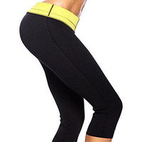 Women Shapers pants Hot Panty TV Thermo Slimming Capri Anti Cellulite shapers Weight Loss leggin Sauna waist corsets