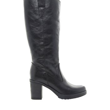 ASOS COLORADO Leather Knee High Boots