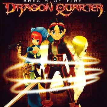 Breath of Fire: Dragon Quarter for the Playstation 2