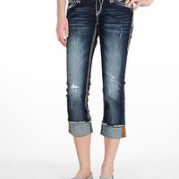 Rock Revival Elaina Stretch Cropped Jean