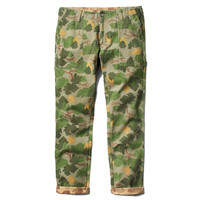 Diamond Supply Co. - Pacific Tour Pant - Olive Camo