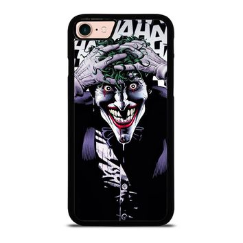 BATMAN THE KILLING JOKE iPhone 8 Case