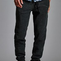 Katin Port Fleece Jogger Pants - Mens Pants - Black